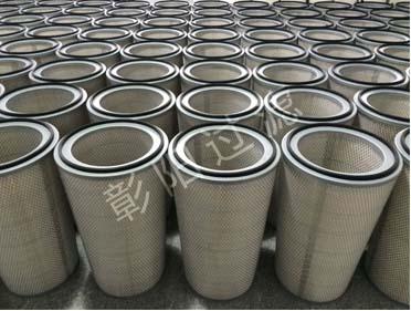 工业除尘/工业空调通风专用滤筒