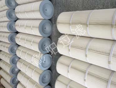 工业除尘/物料回收专用滤筒