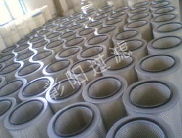 工业环保除尘/工业通风过滤脉冲自洁式过滤筒